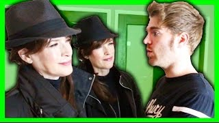 GHOST HUNTING IN MY HOUSE with THE PSYCHIC TWINS