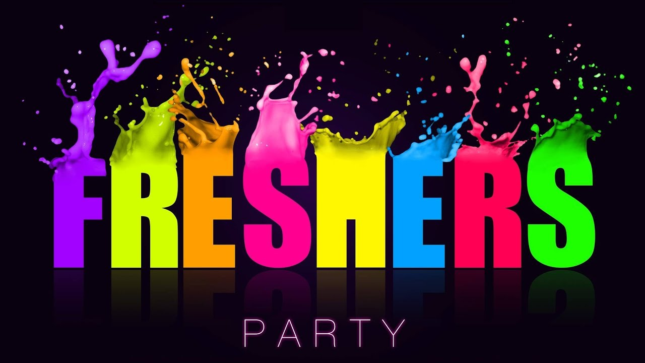report writting on freshers party Gtu had invited the stories on the day 1 of the beginning of new semester from  the institutes affiliated  gtu invites interesting stories of the fresher's start in the  colleges to publish the volume i issue ii of  report writing 2.