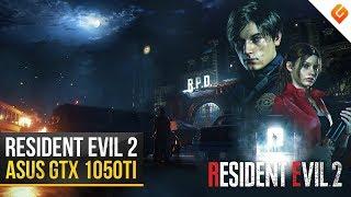 Resident Evil 2 on Ryzen 1500X & Nvidia GTX1050 Ti