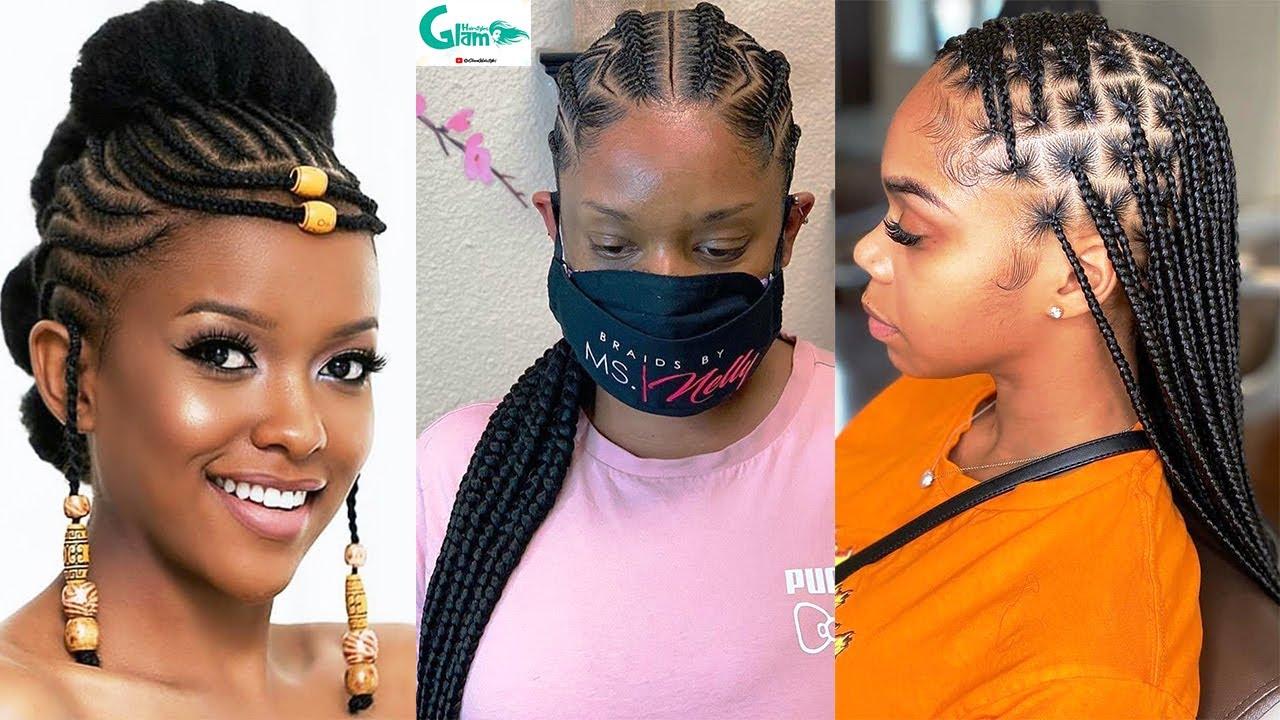 18 New Hair Braiding Styles for Ladies Cool hair Braids ...