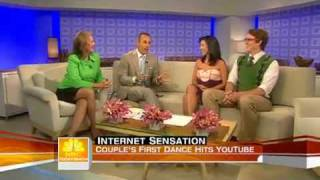 JK Today Show Interview - Jill Peterson and Kevin Heinz