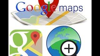 Tutorial - Insertar mapa de Google Maps en tu web geolocalización Free HD Video