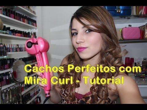 5c53803cd Cachos Perfeitos com Perfect Curl BabylissPro - Tutorial - YouTube