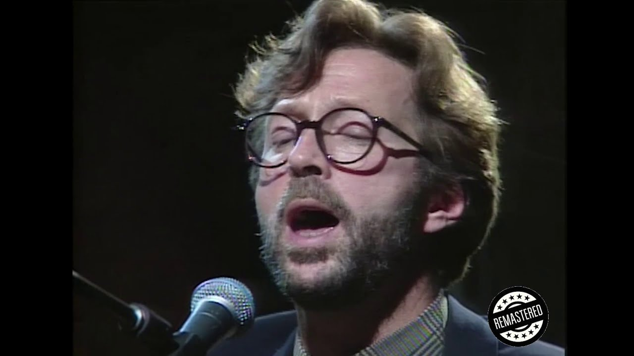 Eric Clapton - Tears In Heaven - MTV Unplugged 1992  [1080p 60FPS] (HQ Audio/Video Remaster 2021)
