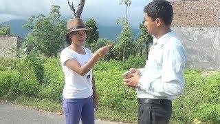 Nepali Comedy Video Jasta Ko Tastai 162 दिउसै बियर पिएर बाटो बाटो हिड्ने तरुनीको ताला