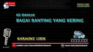 Download Bagai Ranting yang Kering - Karaoke Lirik | Iis Dahlia