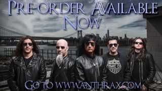 Anthrax 'For All Kings' Now Available For Pre Order