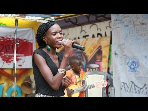 Tired of War: South Sudan Artists Promote Peace