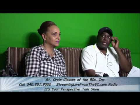 St.Croix Classes of the 80s, Inc. |                     StreamingLiveFromTheVI.com Radio | 12. 6.16