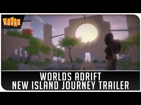 Worlds Adrift: New Island Journey Trailer