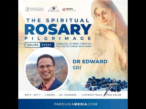 Dr Edward Sri   The Spiritual Rosary Pilgrimage