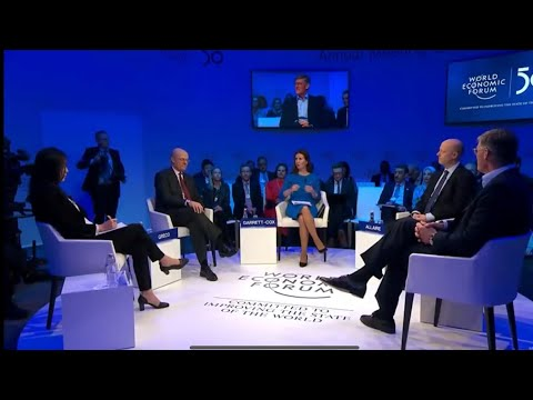 Davos 2020: Shaping the Future of Financial and Monetary Systems
