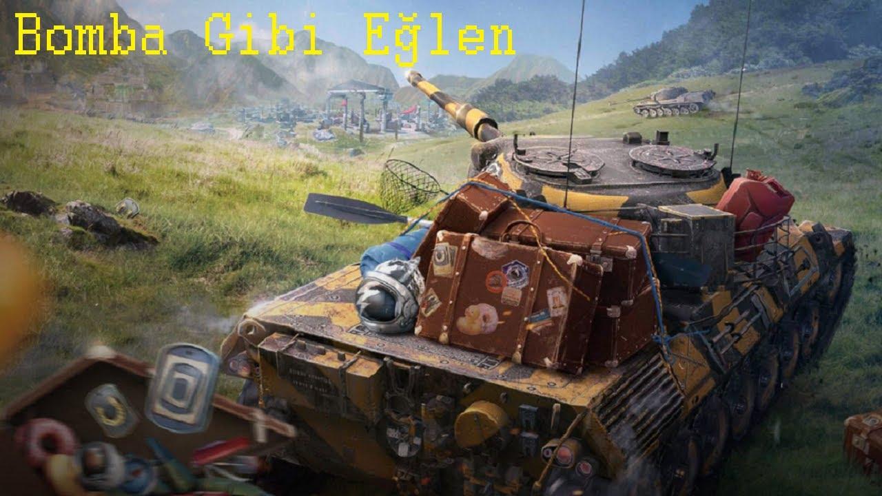 500 Bin Serbest + 4500 Gold Bastım Yılbaşı Etkinliği- World of Tanks Blitz
