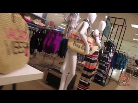 Fuimos Al Centro comercial(Fashion Fair Mall) Fresno Ca..