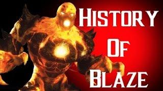History Of Blaze Mortal Kombat X