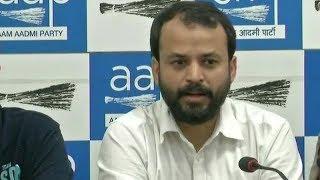 Ruckus at Delhi Secretariat: Police were mute spectators, says Ashish Khetan thumbnail