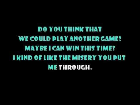 The Game - Disturbed Karaoke