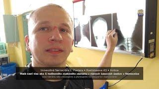 Polícia mučila zadržaného novinára. V košickej nemocnici strácal vedomie! (upútavka)