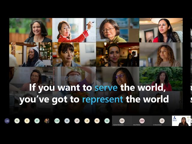 Women in AI APAC Forum 2020