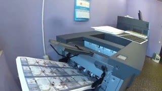 видео Печать буклетов