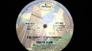 The Breaks Instrumental Kurtis Blow