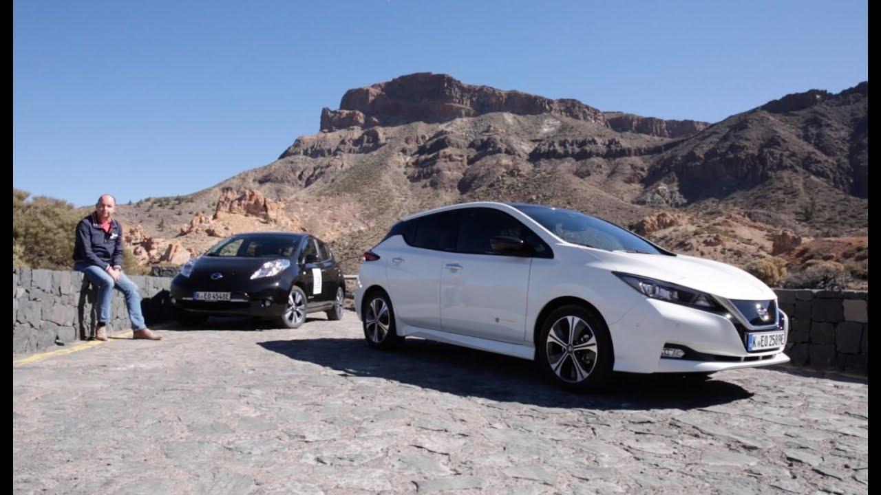 Anwb Test Nissan Leaf 2018 Youtube