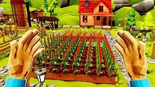 Farming Simulator in VR - Farming Simulator Land of Amara VR Alpha