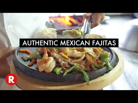 How To Make Mexican Fajitas