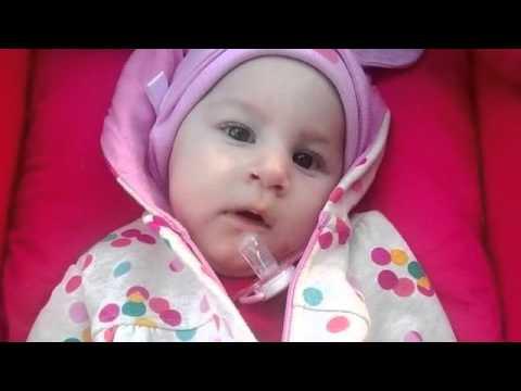 Sevilay Toker, kas hastası bebeği için kampanya başlattı