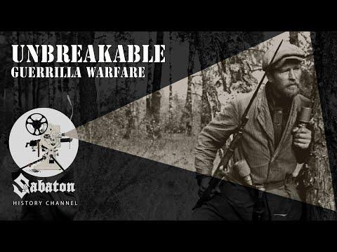 Unbreakable – Guerrilla Warfare – Sabaton History 039 [Official]
