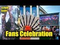 Mahesh Babu Fans Celebration At Spyder Audio Launch | Spyder Movie Audio Launch Live | AR Murugadoss