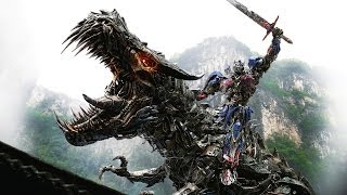 Imagine Dragons - Battle Cry (OST Transformers Age of Extinction)