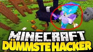 TOP 5 DÜMMSTE MINECRAFT HACKER