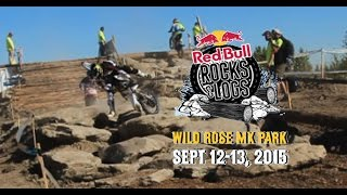 2015 Redbull Rocks and Logs Endurocross Crash Compilation