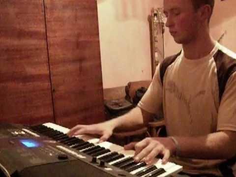 Андрій Опалько  Undertaker   Dead march  Piano