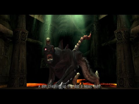 Devil May Cry 3 Special Edition HD Part 10: Attack of Pazuzu |