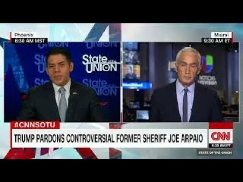 TRUMP IS DEFENDING RACISM!! Jorge Ramos DESTROYS Trump Lackey Steve Montenegro