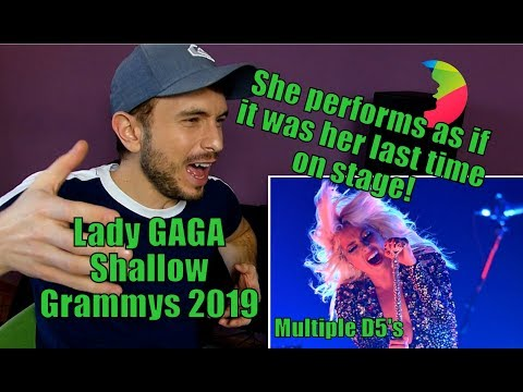 Vocal coach YAZIK reacts to Lady Gaga - Shallow - Grammy Awards 2019