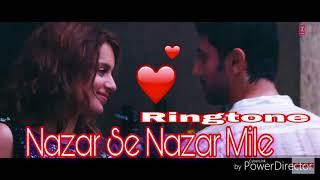 Nazar Se Nazar mile - New Hindi song Ringtone - singer - ( Rahat fathe Ali )