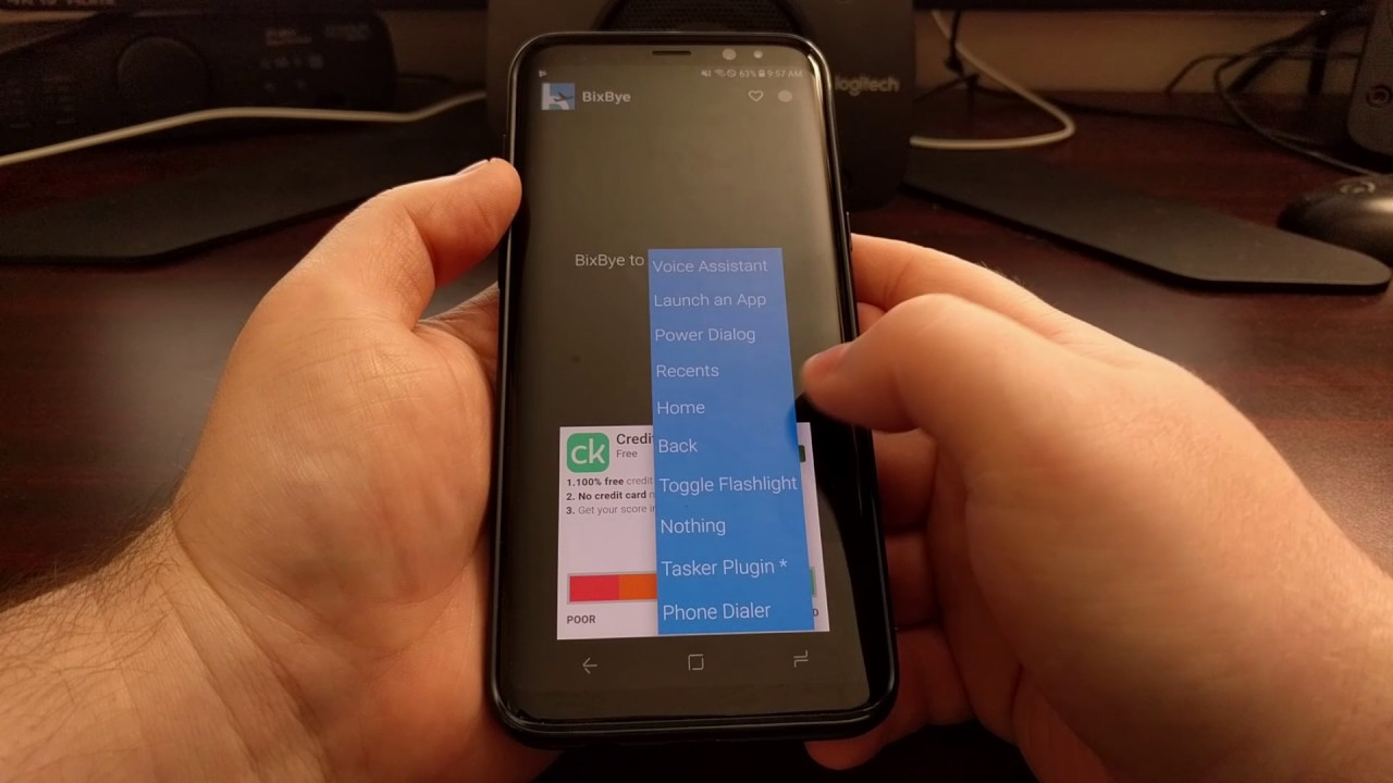 How to Change the Bixby Button on the Galaxy S8 and Galaxy S8+