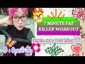 Fat Killer Workout - Olahraga banyak bakar Kalori