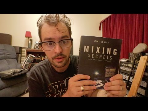 The Best Book on Audio Engineering EVER WRITTEN (aka. I Suck At Dovetails)