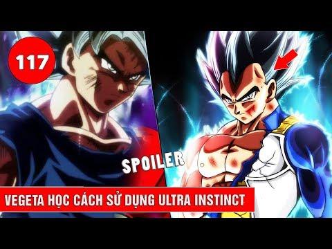 Vegeta sẽ học cách sử dụng Ultra Instinct - Phân tích Dragon Ball Super tập 117 Spoiler thumbnail