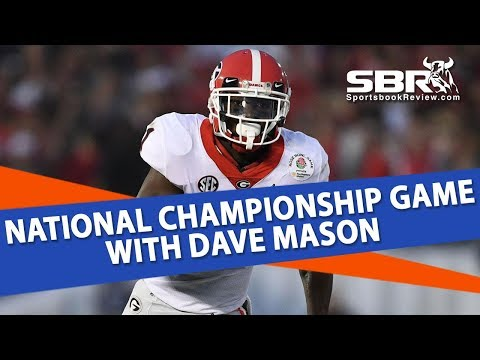 Alabama vs Georgia + NCAAB + Politics Betting Angles with Dave Mason from BetOnline