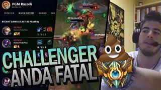 los top challenger players no son tan buenos   elmiillor