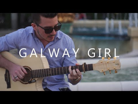 Galway Girl - Ed Sheeran (Fingerstyle Guitar Cover) by Peter Gergely