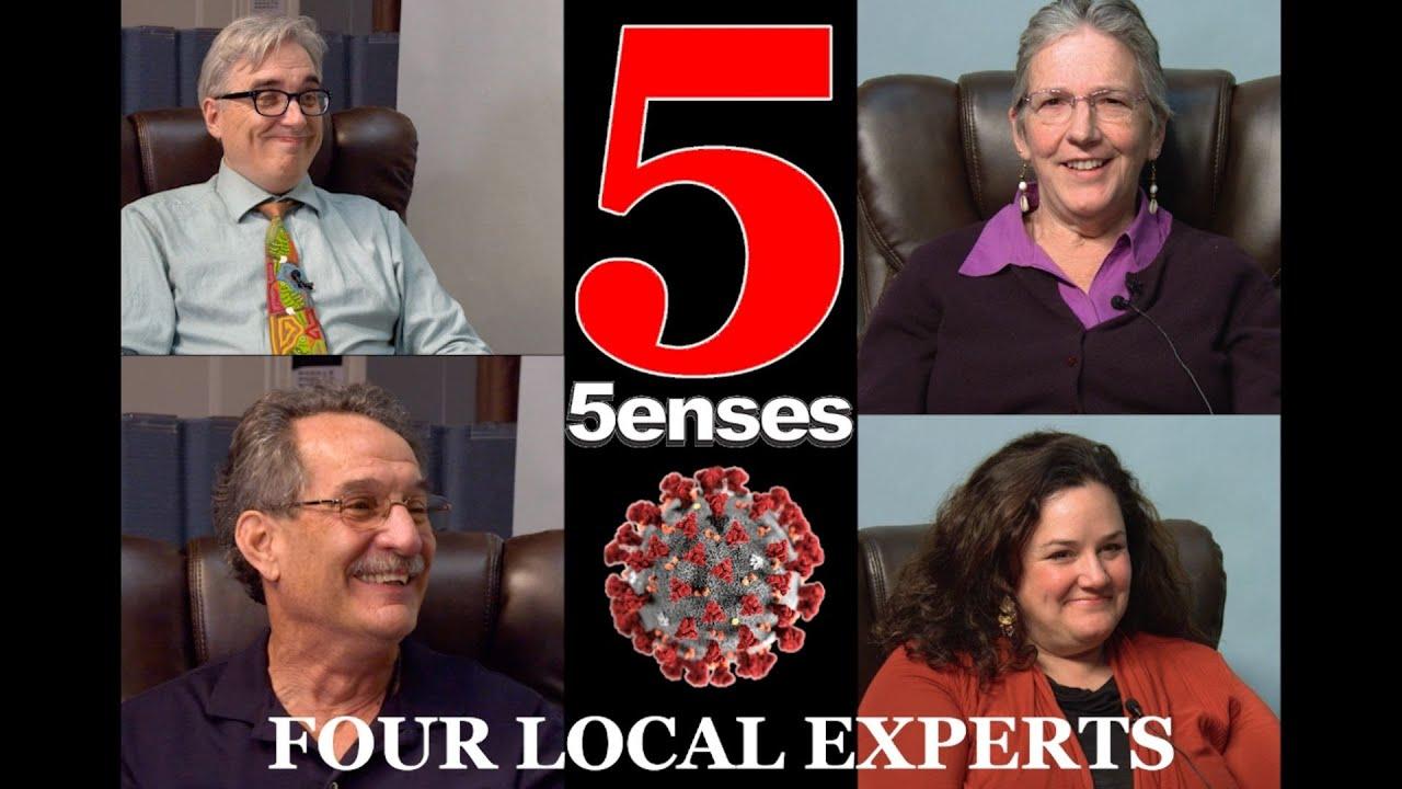 Coronavirus Community UpdatE: Interviews with Local Experts