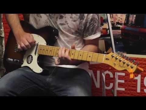 Fender American Standard Telecaster Demo