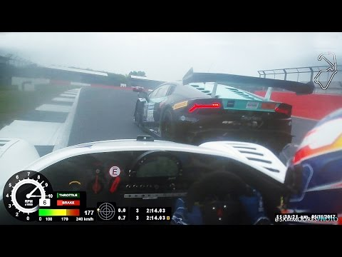 Lambo Drivers Are Idiots: Radical SR3 at Silverstone