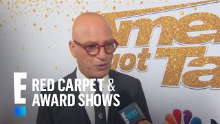 Howie Mandel Sounds Off on Grace VanderWaal | E! Live from the Red Carpet